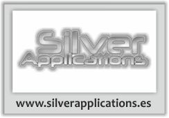 Silver Applications diseño de sitio web