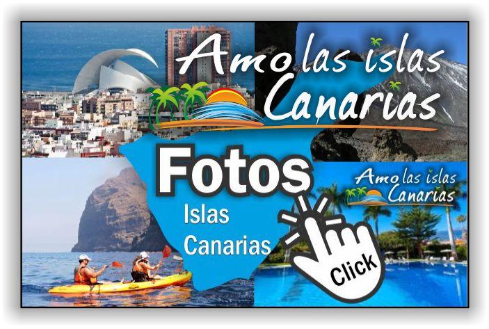 Fotos imagenes de Tenerife sur Islas Canarias españa