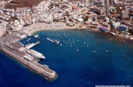 preciosas playas de Tenerife Canarias