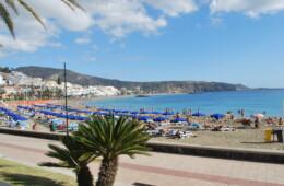 hermosas playas de Tenerife