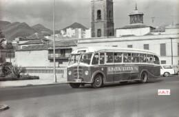 foto antigua de la isla de Tenerife