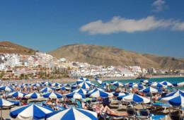 fotos de las playas de Tenerife