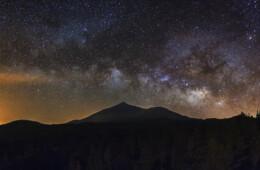 ver las estrellas desde el teide mirar las estrellas desde el volcan el teide arriba del teide cima del teide tenerife islas canarias