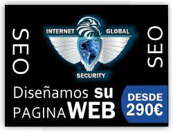 diseño de paginas web en tenerife sur islas canarias las chafiras seo posicionamiento
