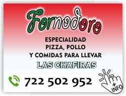 fornodoro pizzeria chafiras llano del camello tenerife sur