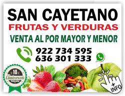 fruteria san cayetano en las galletas tenerife sur frutas y verduras verduleria san cayetano islas canarias por x mayor