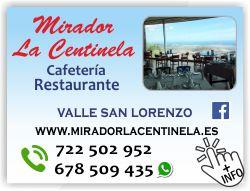 mirador la centinella restaurante fiestas casamientos tenerife valle san lorenzo