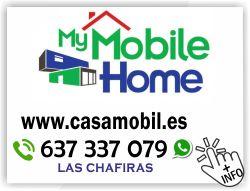 my mobile home casa mobil container en chafiras granadilla aeropueto tenerife sur islas canarias
