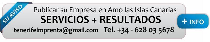 publicidad en el portal de tenerife amo las islas canarias