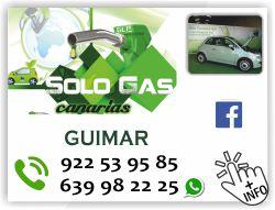 solo gas canarias gpl para coches en guimar tenerife sur vehiculos