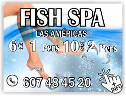 FISH SPA LAS AMERICAS ARONA ADEJE TENERIFE SUR