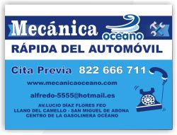 mecanica oceano en las chafiras tenerife sur islas canarias taller mecanica rapica de automobil en general