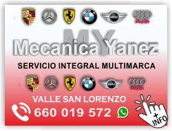 mecanica yanez en valle san lorenzo tenerife sur arona mecanica en general