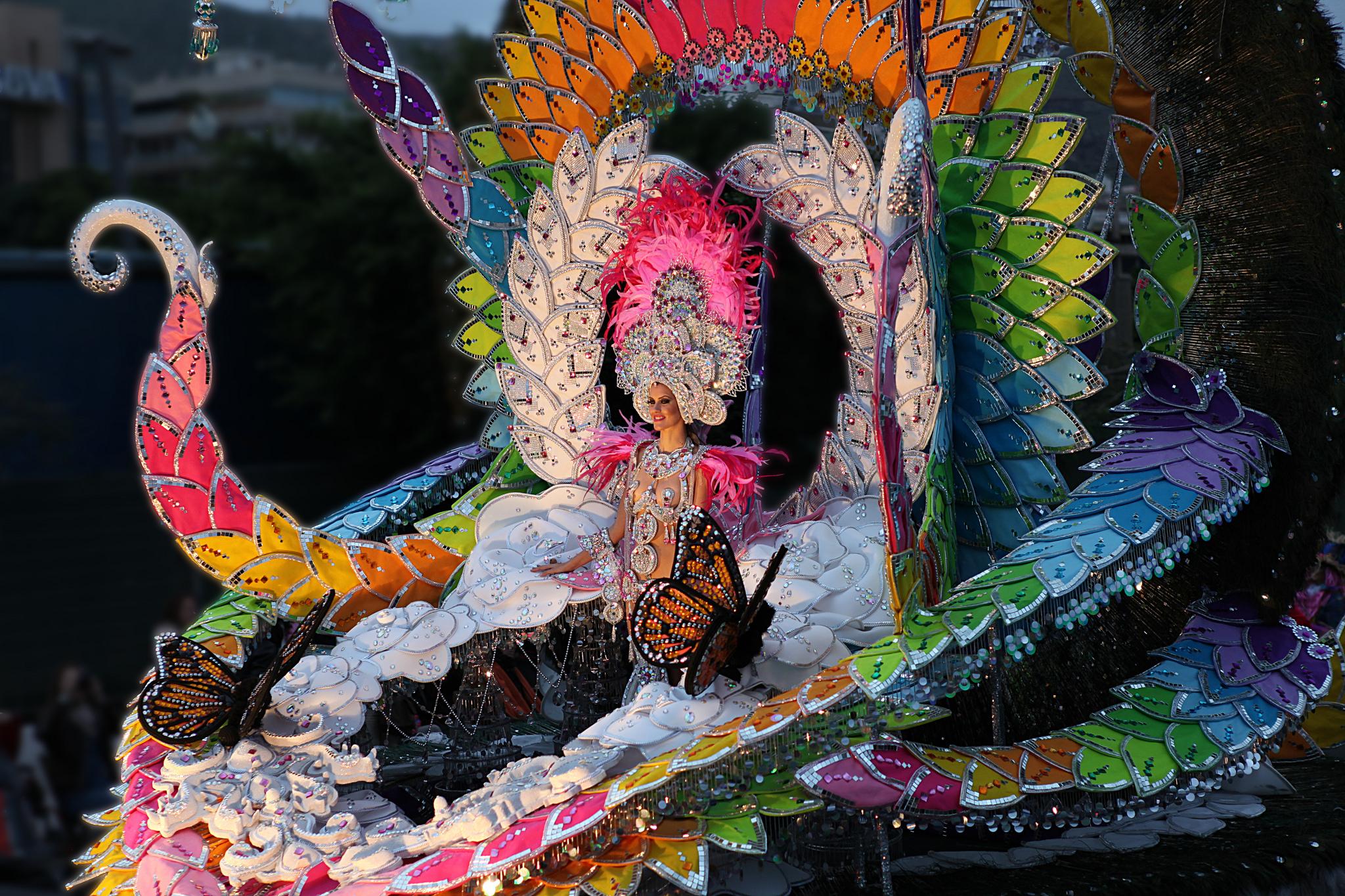 fotos carrozas carnaval de santa cruz de tenerife carnavales 2016 2017 2015 pictures Carnaval-de-Tenerife