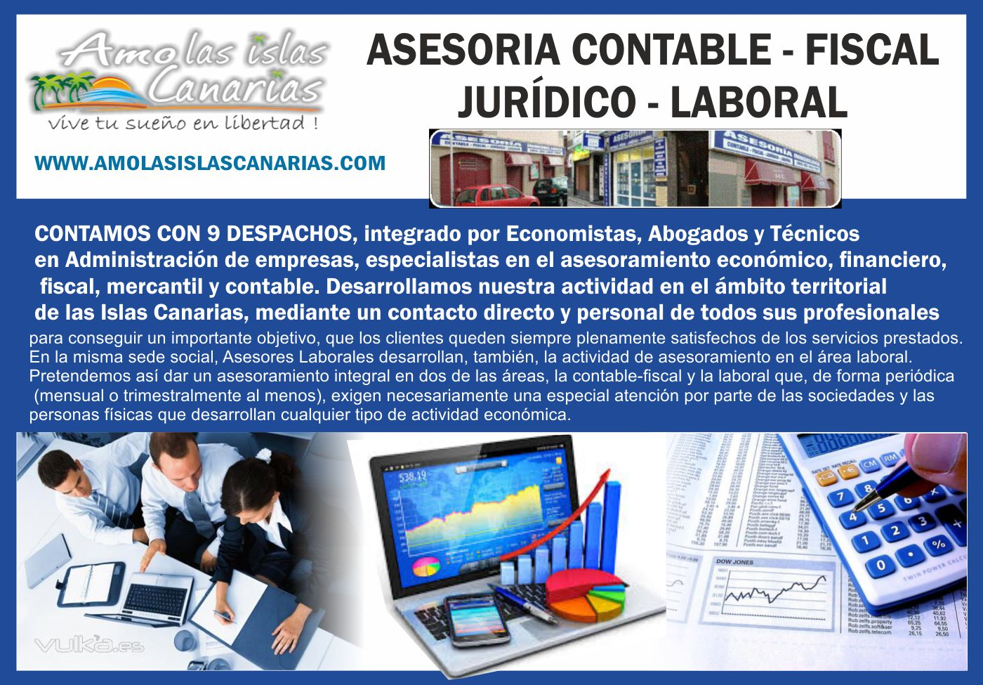 2 AREAS asesoria