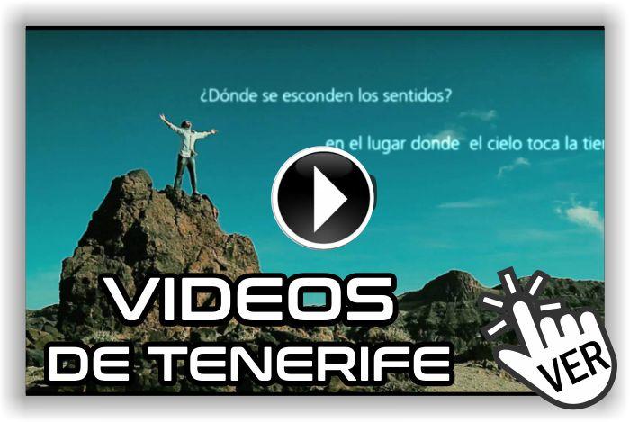 videos de Tenerife sur Arona Adeje Islas Canarias