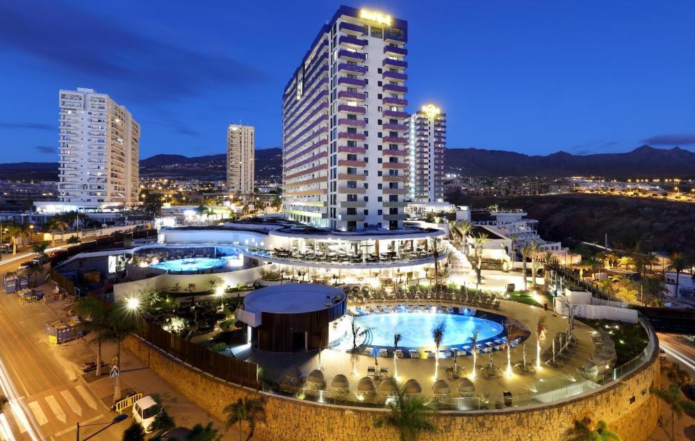 hard rock hotel tenerife hotel en islas canarias tenerife sur reservas eventos concierto show