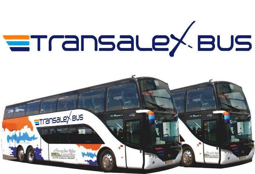 Transalex Bus Tenerife Islas Canarias