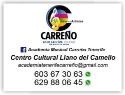 Centro cultural llano del camello las chafiras tenerife sur academia musical carreño tenerife clases de musica islas canarias
