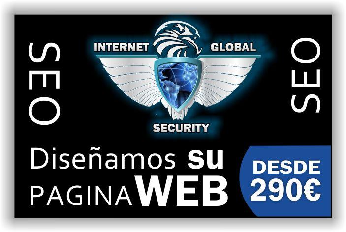 seo Diseño web posicionamiento SEO en Tenerife Islas Canarias