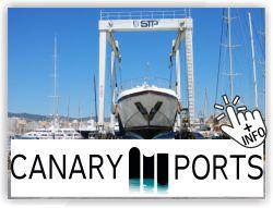 canary sports reparacion de barcos tenerife islas canarias