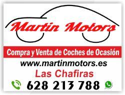 coches de ocasion martin motors en chafiras tenerife sur martin motors