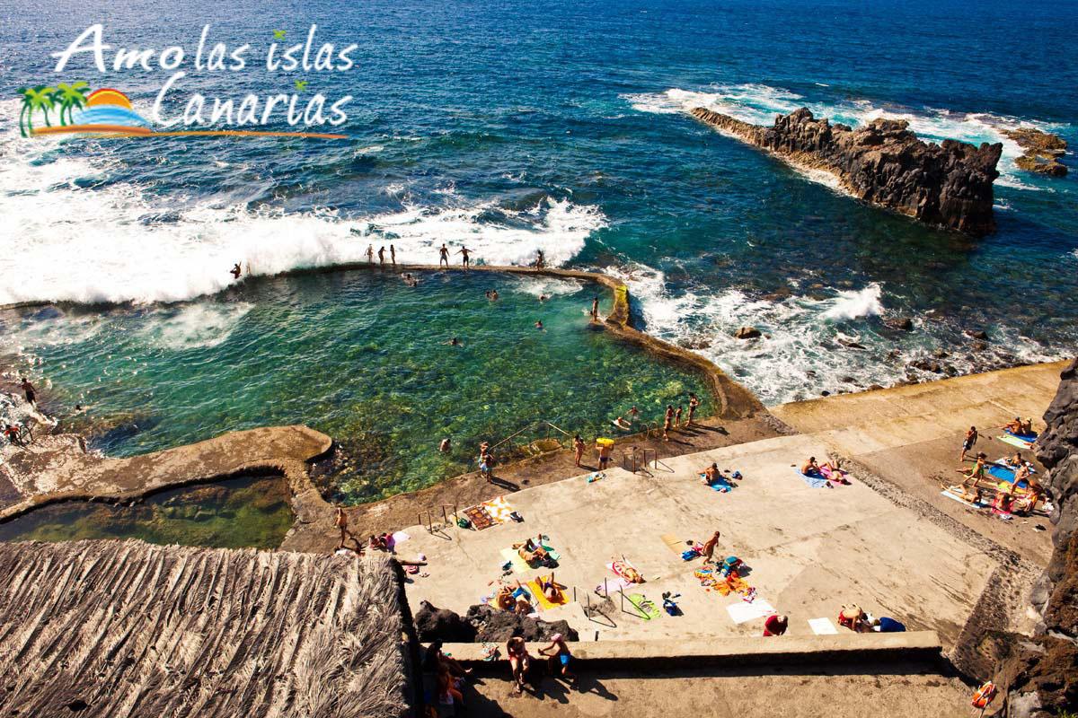 Playa de la maceta las mejores piscinas naturales de las for Las mejores piscinas naturales de madrid