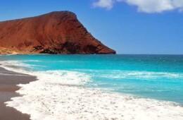 mejores playas de Tenerife arona