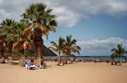 Playas en Tenerife bonitas