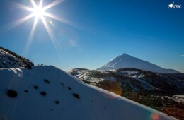 fotos volcan Teide
