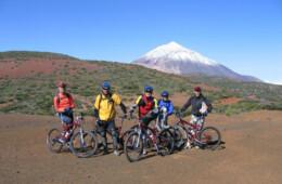 Deportes bicicleta Tenerife