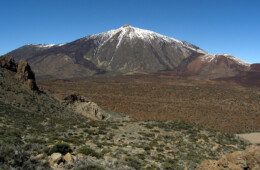fotos del volcan el Teide Tenerife islas Canarias