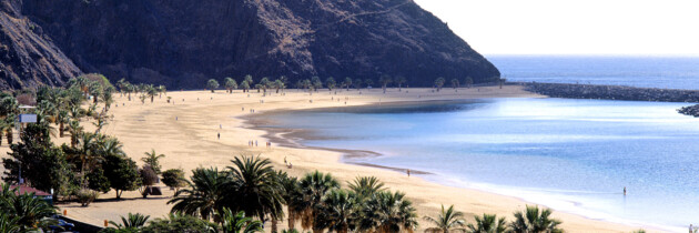 playas Tenerife increibles