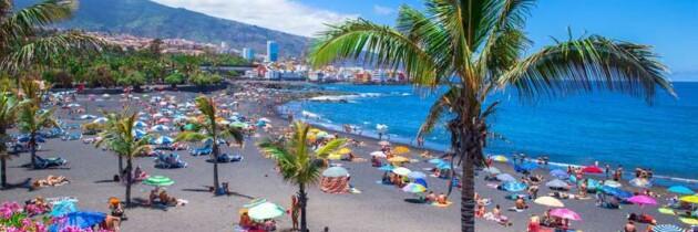 Tenerife Hermosas playas sur