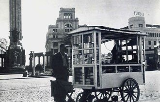 foto antigua de Tenerife norte