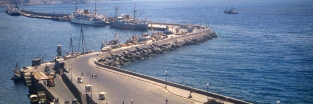 foto antigua Tenerife sur y norte