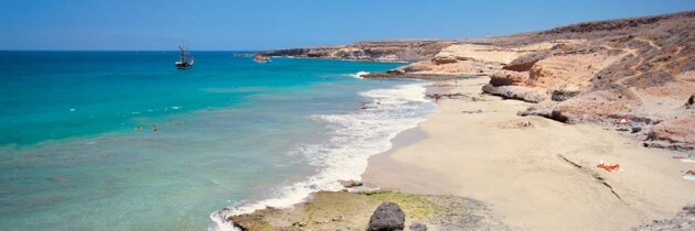hermosas playas de Tenerife Islas Canarias