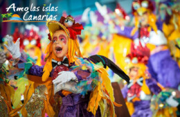 fotografias de las murgas infantiles en santa cruz de tenerife islas imagenes de los carnavales canarias españa