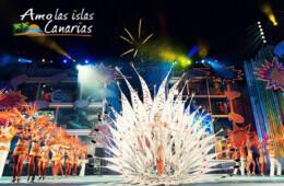 fotos de la gala del carnaval en santa cruz de tenerife comparsas candidatas españa 2017 2018