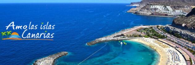 fotos de las mejores playas de gran canaria en las islas canarias imagenes panoramicas lugares turisticos españa