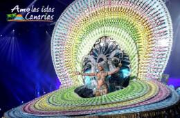 fotos de los mejores trajes del carnaval de tenerife islas canarias santa cruz