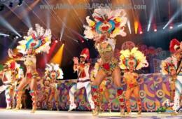 imagenes de las comparsas y murgas del carnaval de las islas canarias fotos