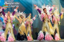 imagenes de los carnavales de santa cruz de tenerife comparsas bailarines cabalgata islas canarias