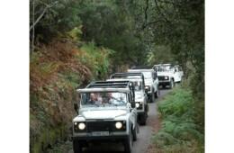 fotos deportes jeep en las Islas Canarias