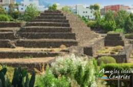 Piramides de Guimar en Tenerife Islas Canarias