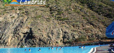 piscinas de vallehermoso lugares cerca de la playa para visitar en la gomera islas canarias