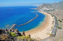 fotos playas de Tenerife sur