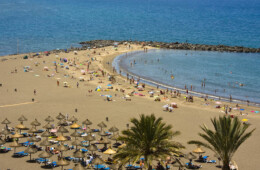 fotos playas de Tenerife norte