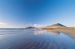 las mejores playas de tenerife sur