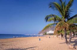 fotos de las playas de Tenerife Canarias